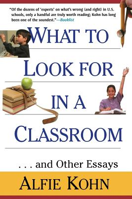 Cover for What to Look for in a Classroom
