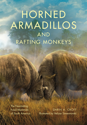Horned Armadillos and Rafting Monkeys Cover