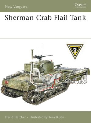 Sherman Crab Flail Tank Cover