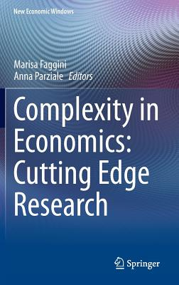 Complexity in Economics: Cutting Edge Research (New Economic Windows) Cover Image