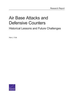 Air Base Attacks and Defensive Counters: Historical Lessons and Future Challenges Cover Image