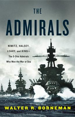 The Admirals Cover