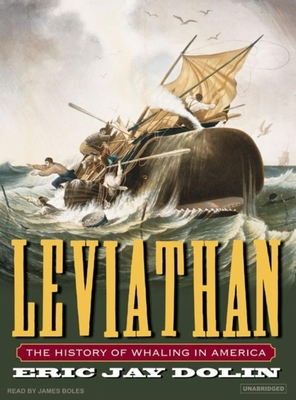 Leviathan: The History of Whaling in America Cover Image