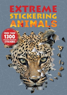 Extreme Stickering Animals Cover Image