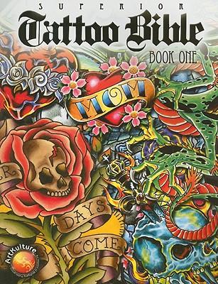 Tattoo Bible: Book One (Tattoo U) Cover Image