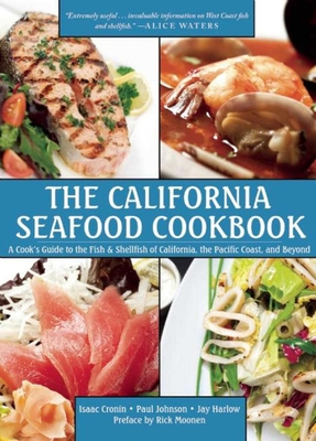 Cover for The California Seafood Cookbook