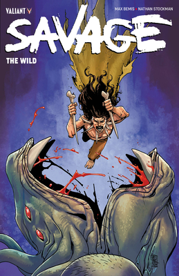 Cover for Savage