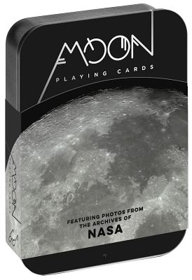 Moon Playing Cards: Featuring photos from the archives of NASA Cover Image