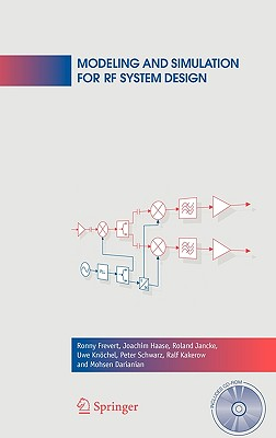 Modeling and Simulation for RF System Design Cover Image
