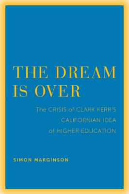 Cover for The Dream Is Over