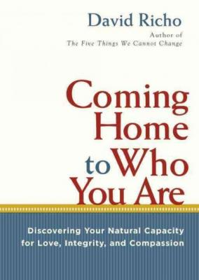 Cover for Coming Home to Who You Are