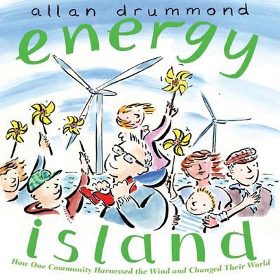 Energy Island Cover