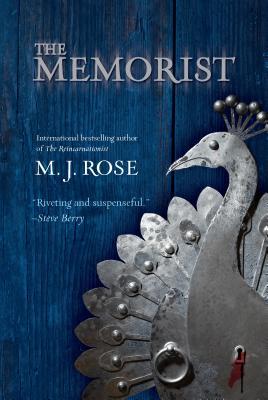 The Memorist Cover