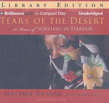 Tears of the Desert: A Memoir of Survival in Darfur Cover Image