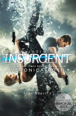 Insurgent Movie Tie-in Edition (Divergent Series #2) Cover Image