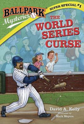 Ballpark Mysteries Super Special #1 Cover
