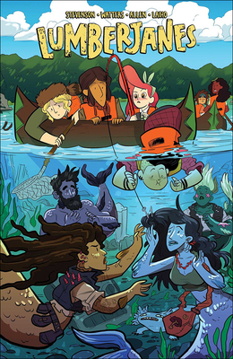 Band Together (Lumberjanes #5) Cover Image