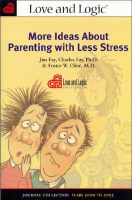 More Ideas about Parenting with Less Stress Cover