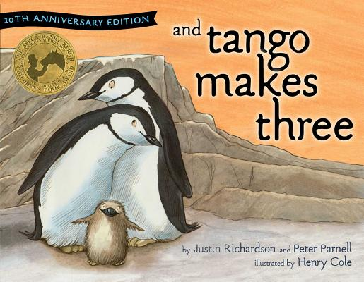 And Tango Makes Three: 10th Anniversary Edition Cover Image