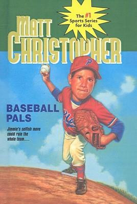 Baseball Pals Cover Image