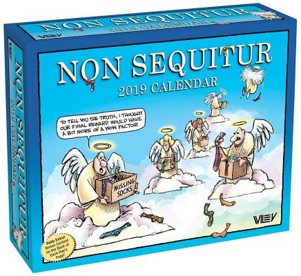 Non Sequitur 2019 Day-to-Day Calendar Cover Image