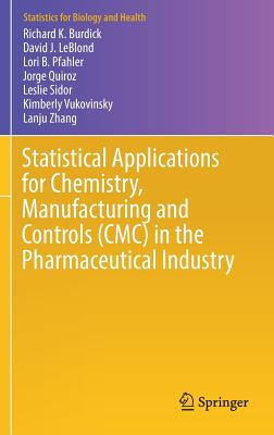 application of statistics in pharmaceutical industry