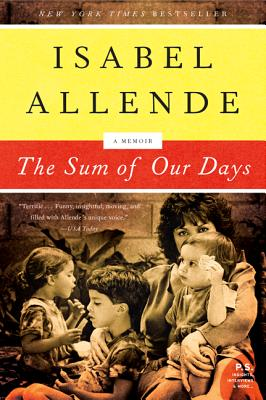 The Sum of Our Days: A Memoir Cover Image