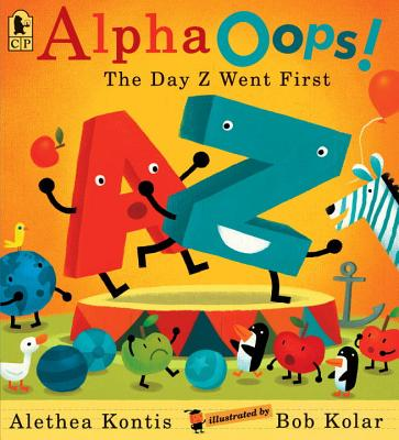 AlphaOops!: The Day Z Went First Cover Image