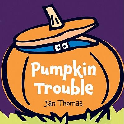 Pumpkin Trouble Cover