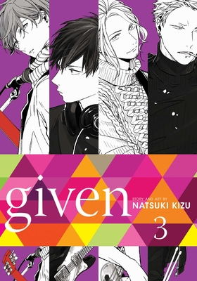 Given, Vol. 3 Cover Image