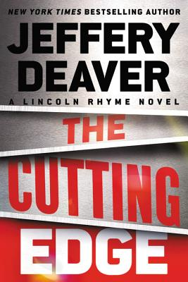 Cover for The Cutting Edge (A Lincoln Rhyme Novel #15)
