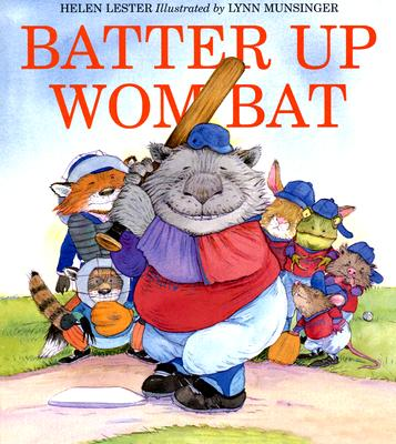 Batter Up Wombat Cover