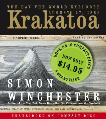 Krakatoa CD SP: The Day the World Exploded: August 27, 1883 Cover Image