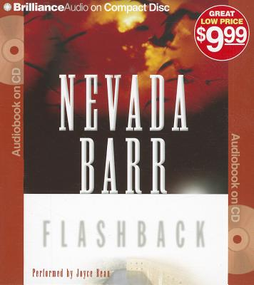 Flashback (Anna Pigeon Mysteries #11) Cover Image