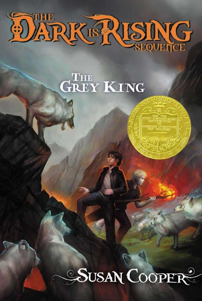 The Grey King Cover Image