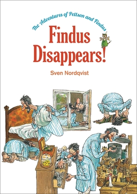 Findus Disappears! Cover Image