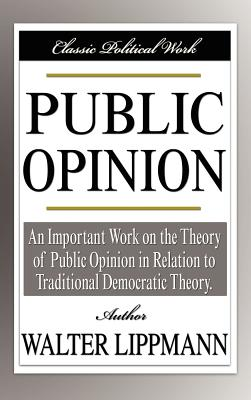 Cover for Public Opinion