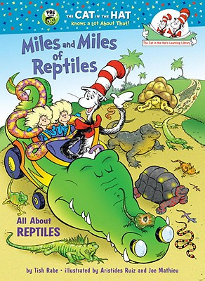 Miles and Miles of Reptiles: All about Reptiles Cover Image