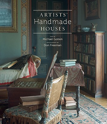 Artists' Handmade Houses Cover