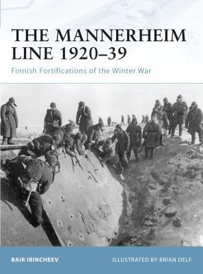 The Mannerheim Line 1920-39 Cover