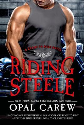 Cover for Riding Steele (Ready to Ride)