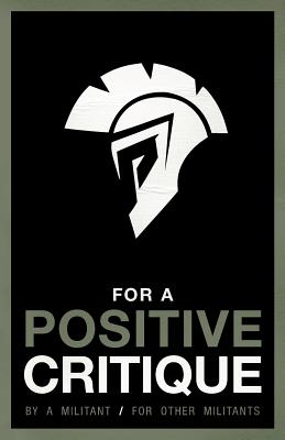 For a Positive Critique Cover Image