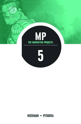 Manhattan Projects Volume 5: The Cold War cover image