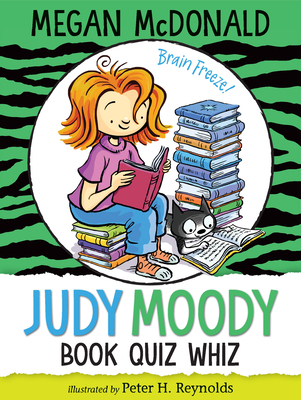 Judy Moody, Book Quiz Whiz Cover Image