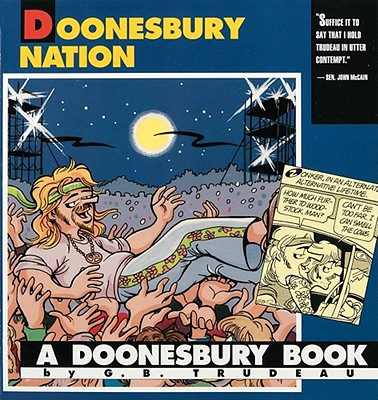 Doonesbury Nation Cover