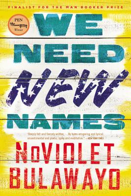 We Need New Names: A Novel Cover Image