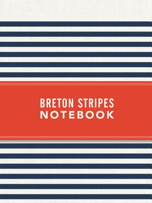 Breton Stripes Navy Blue Cover Image
