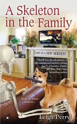 A Skeleton in the Family (A Family Skeleton Mystery #1) Cover Image