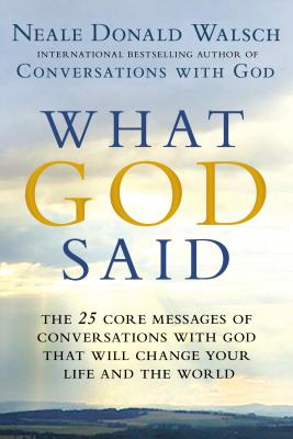Cover for What God Said