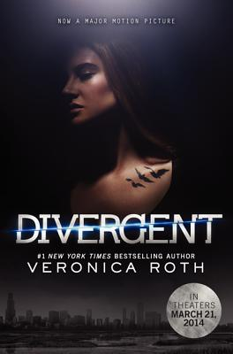 Divergent Movie Tie-in Edition (Divergent Series #1) Cover Image
